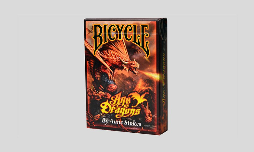 Bicycle Age of Dragons